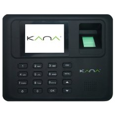 Jual Kana Sf 800 Plus Mesin Absensi Fingerprint Hitam Branded