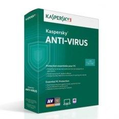 Review Kaspersky Antivirus 3 Pc 2016 1 Tahun Terbaru