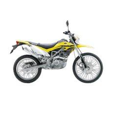 Kawasaki KLX 150 BF - Kuning - Indent