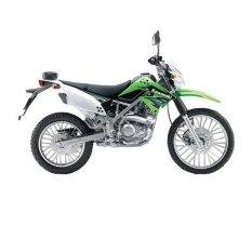 Kawasaki KLX 150S - Hijau - Indent