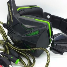 Harga Keenion Headset Gaming K6 Hitam Termurah