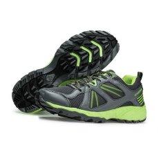 Promo Keta Sepatu Running Olahraga Pria Outdoor 175 Abu Hijau