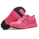 Promo Keta Sepatu Running Olahraga Wanita Outdoor 657 Merah Muda Akhir Tahun