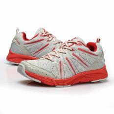 KETA Sepatu Running Sepatu Wanita Olahraga KETA 658 - Abu Merah