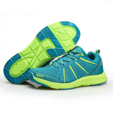 KETA Sepatu Running Sepatu Wanita Olahraga KETA 658 - Biru Hijau