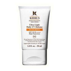 Kiehl's Ultra Light Daily UV Defense Sunscreen with SPF50 PA++++ 5mL Mini