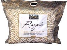 Harga Kingkoil Bantal Royale Hollow Fibre Plush And Soft Sensation Yang Murah