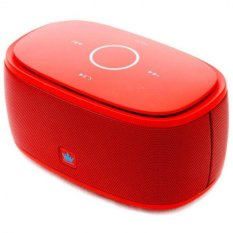 Spesifikasi Kingone K5 Super Bass Bluetooth Speaker With Tf Card Slot And Mic Merah Baru