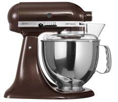 KitchenAid 5KSM150- PSES Artisan Series 5 - Quart Tilt - Head Stand Mixer - Espresso