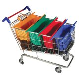 Harga Kn Tas Belanja Trolley 1 Set Isi 4 Pieces Multicolor Branded