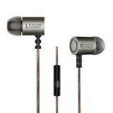 Promo Knowledge Zenith Hifi Metal In Ear Heavy Bass 9 6Mm Driver Kz Ed4 Gun Metallic Knowledge Zenith Terbaru