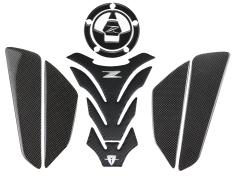 Diskon Kodaskin Pro Carbon Tank Pad Sticker Decal Emblem Gripper Stomp Grips Mudah Untuk Kawasaki Z800 Z1000 Z750 Kodaskin Pro Tiongkok
