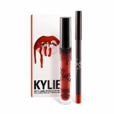 Jual Kylie Cosmetics By Kylie Jenner Matte Lip Kit 22 Di Bawah Harga