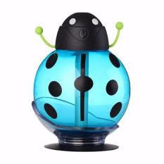 Diskon Lacarla Mini Usb Led Beetles Ultrasonic Humidifier Portable Air Diffuser Night Light Biru Lacarla Di Dki Jakarta