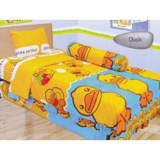 Harga Lady Rose Duck Sprei Set 120X200X20 Lady Rose Baru