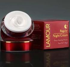 Harga Lamour Reguler Night Cream 10Gr Seken