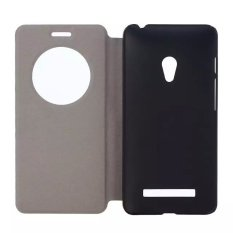 Lancase Leather Case for ASUS Zenfone 6 (Black)