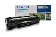 Cartridge LaserJet Toner Compatible Laserjet  HP Q2612A - Hitam