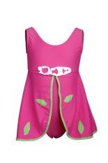 Lasona Baju Renang Anak SW-D2804J-L4 Light pink Chartreuse