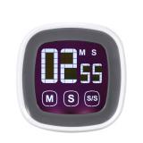 Dimana Beli Lcd Layar Sentuh Digital Timer Dapur Praktis Memasak Timer Countdown Count Up Alarm Clock Gadget Dapur Memasak Alat Oem