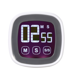 Jual Lcd Layar Sentuh Digital Timer Dapur Praktis Memasak Timer Countdown Count Up Alarm Clock Gadget Dapur Memasak Alat Tiongkok Murah