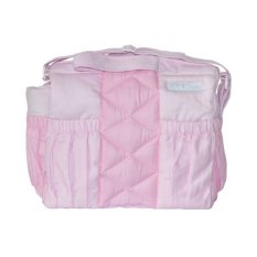 Le monde Travel Bag - Pike Combi - Pink