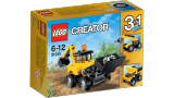 Spek Lego Creator Construction Vehicles Multi Colour Indonesia