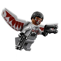 Lego Falcon + Acc  - Sh261