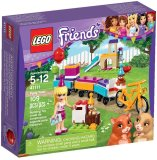 Diskon Besarlego Party Train Lego Friends Multi Colour