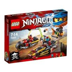 LEGO® NINJAGO™ - Ninja Bike Chase