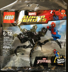 Lego Super Heroes 30448 Spider Man vs The Venom Symbiote