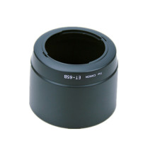 Lens Hood ET-65B untuk Canon EF70-300MM/F4.5-5.6DO IS USM (Hitam)