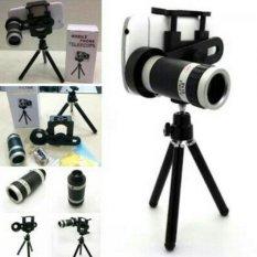 Beli Lensa Telezoom 8X Tripod For Smartphone Kredit