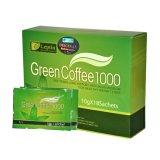 Jual Beli Leptin Green Coffee 1000 Kopi Pelangsing 18 Sachet Di Jawa Barat