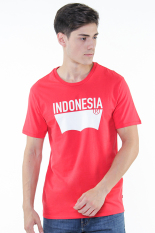 Review Terbaik Levi S Destination Tee Indonesia Red