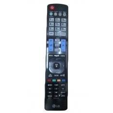 LG Remote Contrl TV LCD LED - Hitam