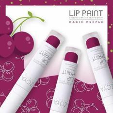 Harga Lip Matte Zoya Magic Purple Baru