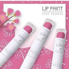 Model Lip Matte Zoya Pink Powder Terbaru
