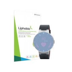 Liphobia Alcatel OneTouch Watch Hi Clear Clean Pelindung Layar Set 2