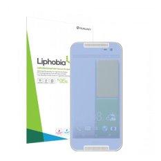 Liphobia Layar Guards untuk HTC Butterfly2 Hi Clear LCD Protector Shield Film 2 PC Anti-sidik Jari