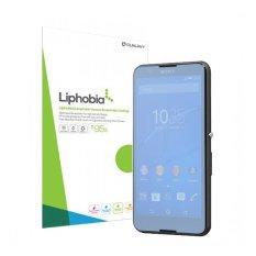 Liphobia Pelindung Layar untuk Sony Xperia E4 Hi Clear LCD Protector Shield Film 2 PC Anti-sidik Jari