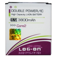 Harga Log On Baterai Samsung Galaxy Core 2 Double Power Battery 3800 Mah Log On Indonesia