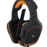 Spek Logitech G231 Prodigy Gaming Headset Riau Islands