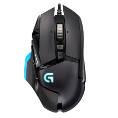 Logitech G502 Gaming Mouse Proteus Core - Original - Hitam