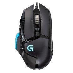 Logitech G502 Mouse Gaming Proteus Core - Hitam