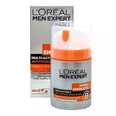 Harga L Oreal Men Expert Hydra Energetic Gel Cream 50Ml Original