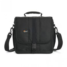 Review Lowepro Adventura 170 Black Camera Bag For Prosummer Dslr Entry Level Hitam