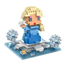 Loz Diamond Block Elsa Frozen