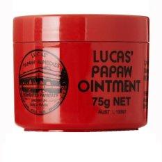 Lucas Papaw - SALEP LUCAS PAPAW 75gr ASLI 100% dari AUSTRALIA.