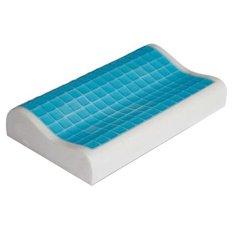 Harga Bantal Latex Ergonomic Cooling Gel 100 Bahan Alami Merk Luckkoil